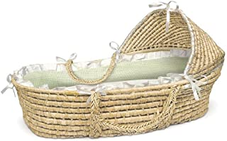 Educational &Fun By Badger Hooded Moses Basket