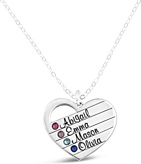 Best personalized names necklaces Reviews