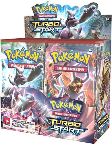 Pokémon XY08 Turbostart Display (36 Booster)