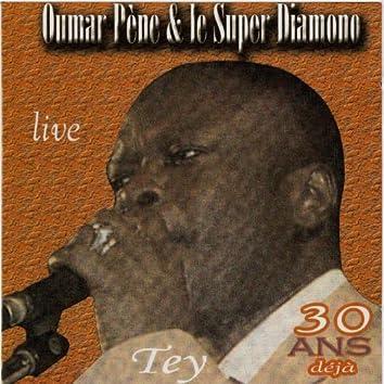 Omar Péné, 30 ans déjà (Live)