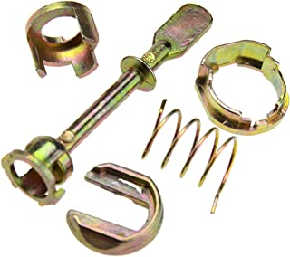 5pcs Door Lock Repair Kit Left/Right For VW Polo 6N 1997-2002 6K4837223A