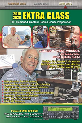 2016-2020 Extra Class FCC Element 4