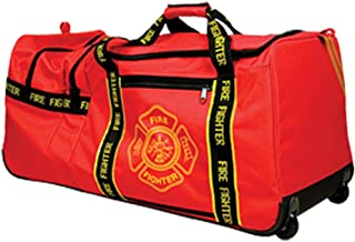 Fire Fighters Large Gear Bag with Wheels