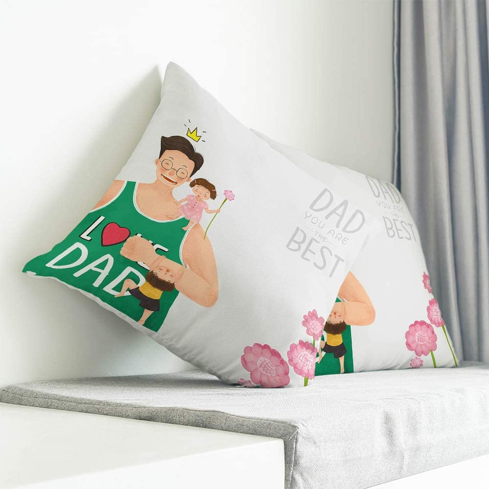 Excellent Womenfocus Bedding Throw Be super welcome Pillows Insert - 26x26in Cotton Comfort