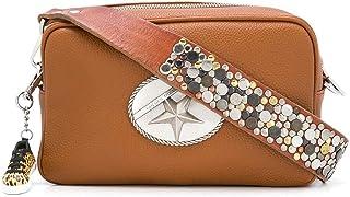Golden Goose Luxury Fashion Damen GWA00101A00011855312 Braun Leder Schultertasche   Herbst Winter 20