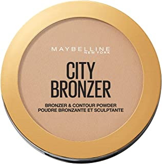 Maybelline City Bronzer and Contour Powder - Medium Cool 200