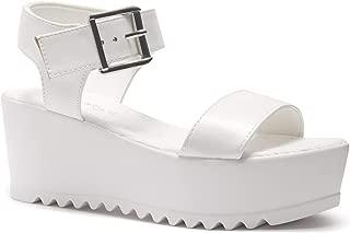 cleated platform sandals