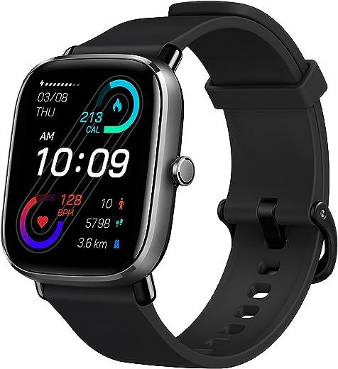 Amazfit GTS 2 Mini Smart Watch GPS Fitness Tracker for Men Women, Alexa Built-in, 14 Days Battery Life, 70+ Sports Modes, Blood Oxygen Heart Rate…