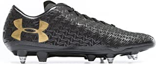 Mens CoreSpeed Hybrid Rugby Boots - Black