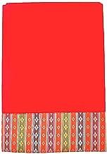 【毛せん】35号平飾りアクリル 繧繝(うんげん)付【125x100cm】雛道具 雛人形の赤い布 雛人形の赤い敷布 おひなさま 平飾り敷物 親王飾り