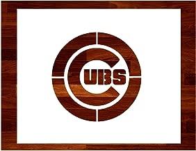 Cubs ~ Stencil ~ Multiple Sizes ~ Custom Stencil