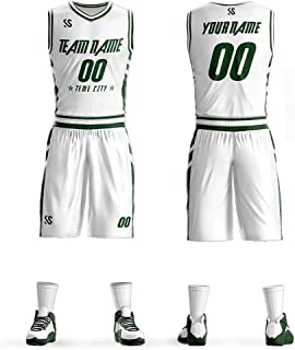 Custom Basketball Sport Jerseys - Women Jerseys - Personalized Team Uniforms