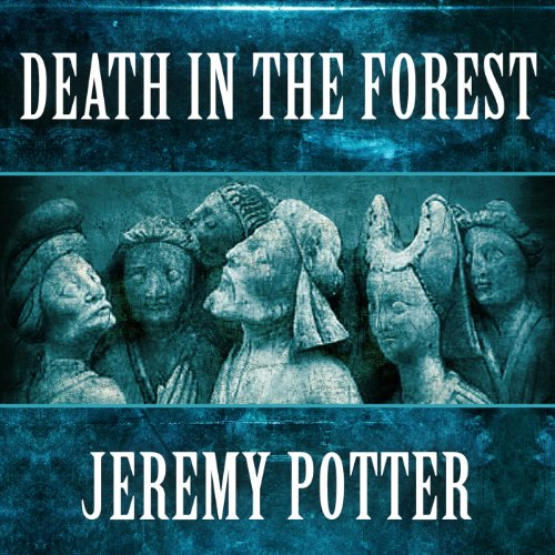 Death in the Forest audiobook cover art