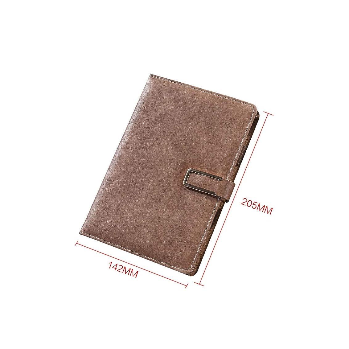 Muziwenju ギフトノートとペンセットギフトボックス、ノートブックセット、休日の贈り物、ノートブック、レトロな厚い本、日記、ビジネスノート、会議のノート、複数の色 高品質の製品 7 (Shape : B5, Style : B)