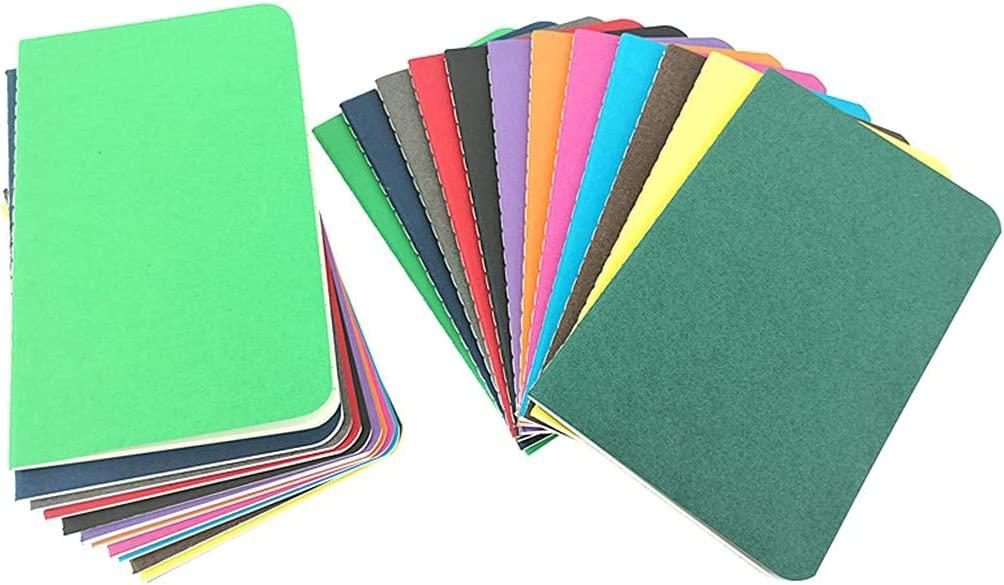 Pocket Notebook Set Thread-Bound Mini Beauty products Portable Steno Indianapolis Mall Journal Dia
