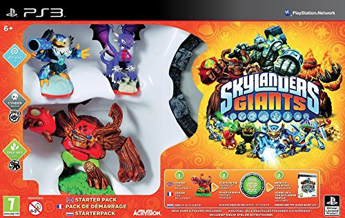 Skylanders Giants - Starter Pack (Playstation 3) [UK IMPORT]