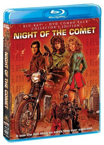 Night Of The Manufacturer Outlet sale feature regenerated product Comet Collector's DVD Edition Blu BluRay Combo