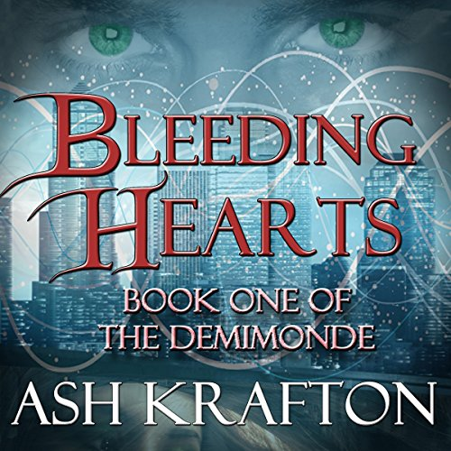 Bleeding Hearts audiobook cover art