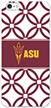 (Arizona State University, Elm Band Cell for iPhone 6/6s - White) - OTM Essentials Arizona State University, Elm Band Cell Phone Case for iPhone 6/6s - White
