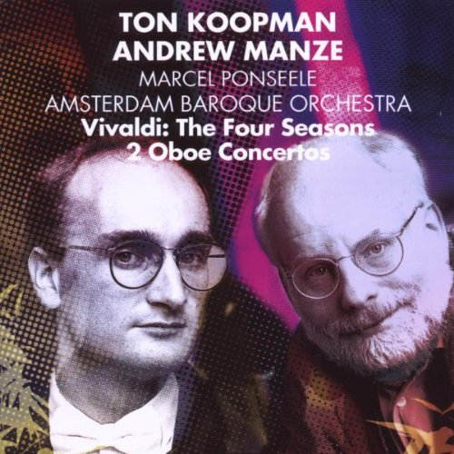 The Four Seasons/Oboe Concertos