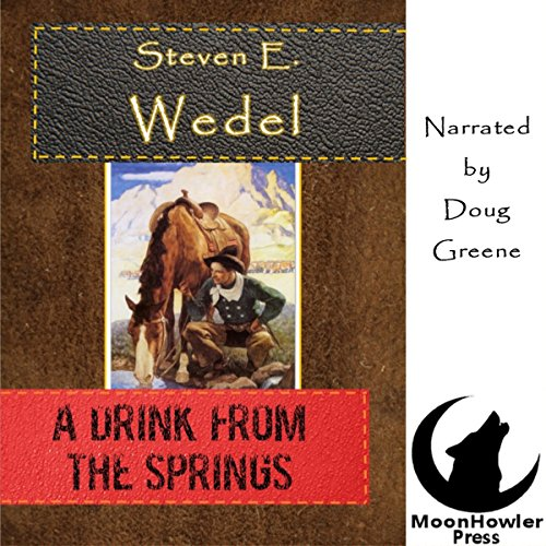 A Drink from the Springs audiobook cover art