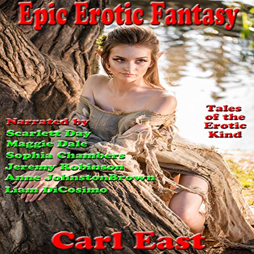 Epic Erotic Fantasy cover art