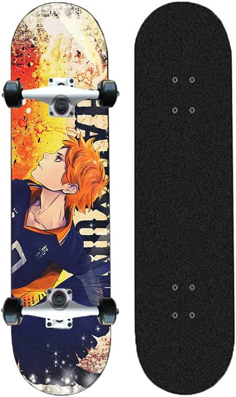 chengnuo Skateboards Cheap super special price Cruiser Anime 31inch Skateboard Doub Series Max 81% OFF
