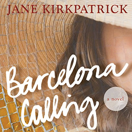 Barcelona Calling audiobook cover art