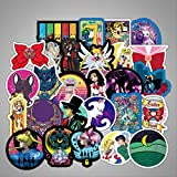 50 stücke Exquisite Selbstgemachte Guardian Sailor Moon Mädchen Scrapbooking Dekorative Aufkleber...