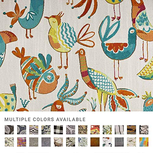 eLuxurySupply Fabric by The Yard - 100% Polyester Upholstery Sewing Fabrics - Chick Magnet Pattern