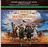 Le Retour des Mousquetaires/Return of the Musketeers (Bande Originale du film de Richard Lester) CD von 1989