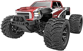 Dukono 1/10 Scale Electric Monster Truck (Red)