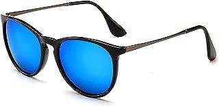 Vintage Round Sunglasses for Women Classic Retro Designer Style