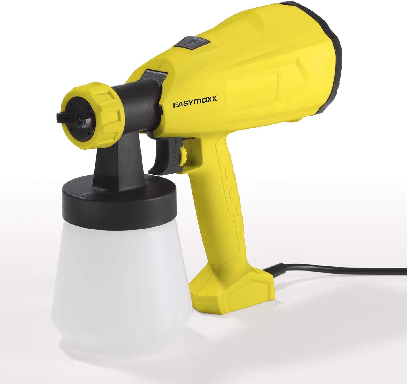 Farbspritzger/äte Set 3 Tassen Mehrzweck-Gravity-Spritzpistole Trigger Airbrush Kits Set f/ür Kunst Malerei 166 AK