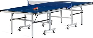 Brunswick Indoor Table Tennis Table - Blue Smash 5.0