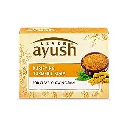 Ayush Purifying Turmeric Soap, 100g