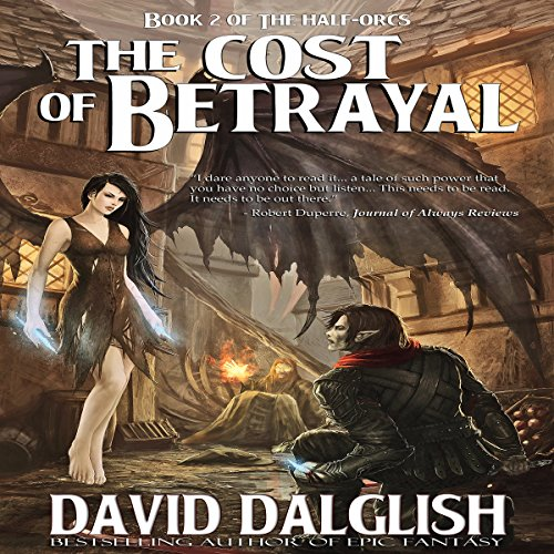 The Cost of Betrayal  By  cover art