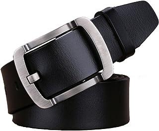 JingHao A3 Designer Mens Belts Genuine Leather Casual Belt Size S-6XL
