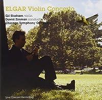エルガー:ヴァイオリン協奏曲(シャハム/シカゴ響/ジンマン)