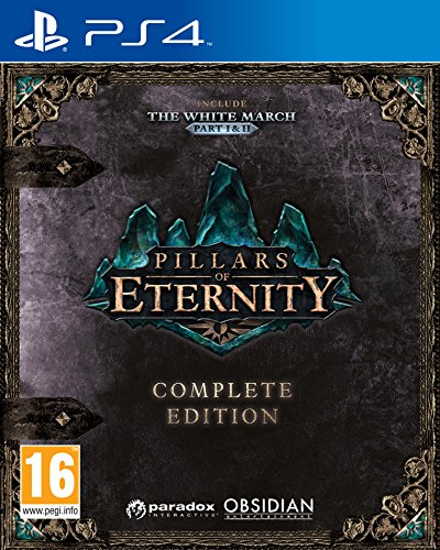 Pillars Of Eternity - Complete - PlayStation 4 [Importación italiana]