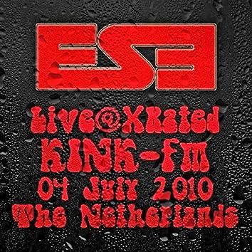 Live @ X-Rated - Kink Fm Netherlands