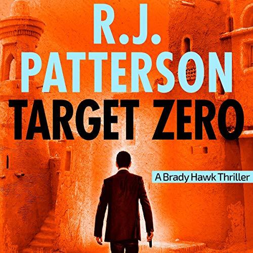 Target Zero audiobook cover art