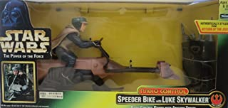 Star Wars Speeder Bike with Luke Skywalker Radio Control Vehicle