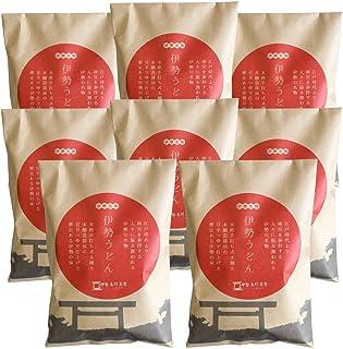 伊勢うどん オリジナルパッケージ 16食 ( 2食 × 8セット ) 本場 伊勢 からお届けする 本格 手打ち式麺 本醸造 たまり醤油 を使用した特製 つゆ付
