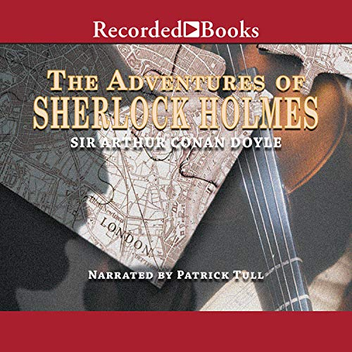 The Adventures of Sherlock Holmes copertina