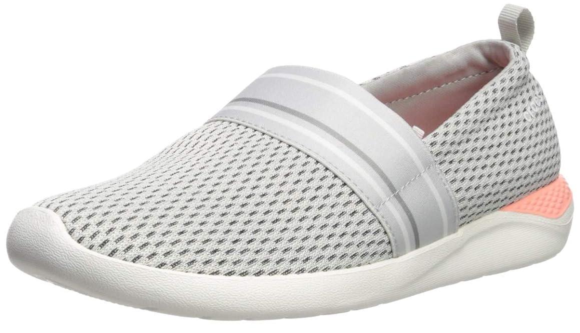 次開発する彼女の[Crocs] レディース US サイズ: 4 M US カラー: ホワイト