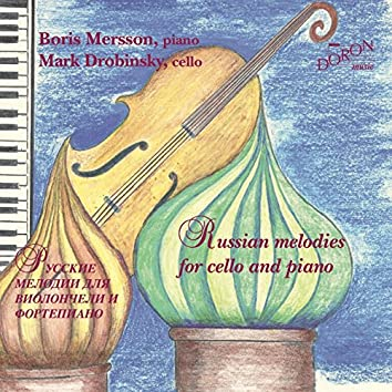 Russian Melodies for Cello and Piano
