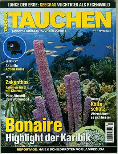 Tauchen 4/2021