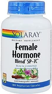 Solaray - Female Hormone Blend Sp-7c (540 Easy-to-Swallow Caps)