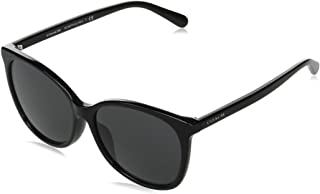 Coach L1101 HC8271U Sunglasses 500287-57 -, Dark Grey HC8271U-500287-57